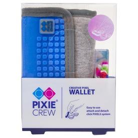 Pixie pénztárca - szürke-kék
