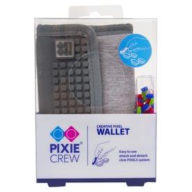 Pixie pénztárca - szürke