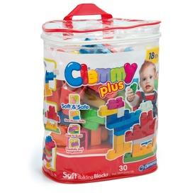 Clemmy 30 darabos építőkocka készlet táskában Itt egy ajánlat található, a bővebben gombra kattintva, további információkat talál a termékről.