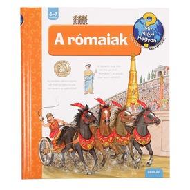 A rómaiak ismeretterjesztő könyv Itt egy ajánlat található, a bővebben gombra kattintva, további információkat talál a termékről.