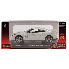 Bburago 2009 Nissan GT-R autómodell - 1:32 Itt egy ajánlat található, a bővebben gombra kattintva, további információkat talál a termékről.