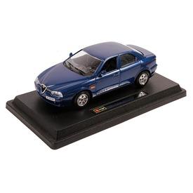 Bburago Alfa Romeo 156 autómodell - 1:24 Itt egy ajánlat található, a bővebben gombra kattintva, további információkat talál a termékről.