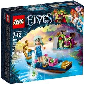 LEGO Elves Naida gondolája és a tolvaj manó 41181 Itt egy ajánlat található, a bővebben gombra kattintva, további információkat talál a termékről.