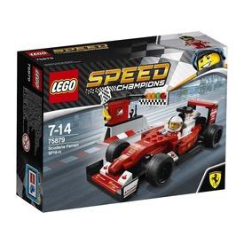LEGO Speed Champions Scuderia Ferrari SF16-H 75879 Itt egy ajánlat található, a bővebben gombra kattintva, további információkat talál a termékről.