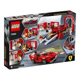 LEGO Speed Champions Ferrari FXX 75882 Itt egy ajánlat található, a bővebben gombra kattintva, további információkat talál a termékről.