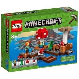 LEGO Minecraft A Gombasziget 21129 Itt egy ajánlat található, a bővebben gombra kattintva, további információkat talál a termékről.