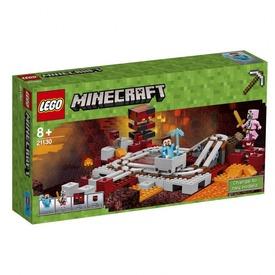 LEGO® Minecraft Alvilági vonat 21130