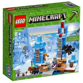 LEGO Minecraft 21131 A jégtüskék Itt egy ajánlat található, a bővebben gombra kattintva, további információkat talál a termékről.
