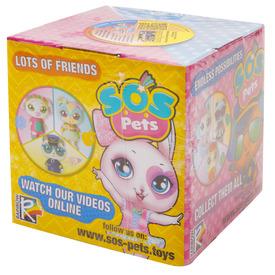 SOS Pets kiegészítővel 8 x 10 x 10 cm