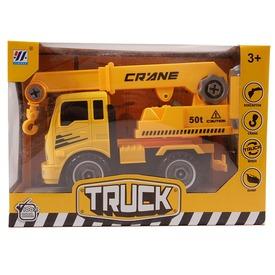 Szerelhető darus teherautó - 20 cm Itt egy ajánlat található, a bővebben gombra kattintva, további információkat talál a termékről.