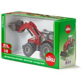 Siku: Massey-Ferguson 8690 traktor markolóval 1:50 - 1985 Itt egy ajánlat található, a bővebben gombra kattintva, további információkat talál a termékről.