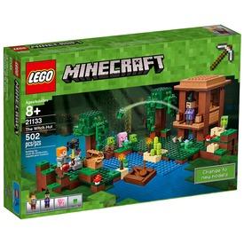 LEGO Minecraft 21133 A boszorkánykunyhó Itt egy ajánlat található, a bővebben gombra kattintva, további információkat talál a termékről.