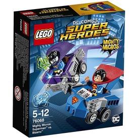 LEGO Super Heroes Superman és Bizarro 76068 Itt egy ajánlat található, a bővebben gombra kattintva, további információkat talál a termékről.