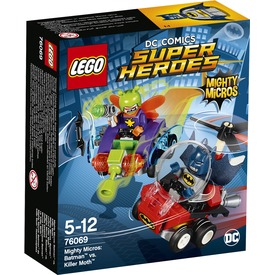 LEGO Super Heroes Batman és Killer Moth 76069