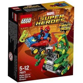 LEGO Super Heroes Pókember és Skorpió 76061 Itt egy ajánlat található, a bővebben gombra kattintva, további információkat talál a termékről.