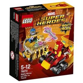 LEGO Super Heroes Vasember és Thanos 76072 Itt egy ajánlat található, a bővebben gombra kattintva, további információkat talál a termékről.