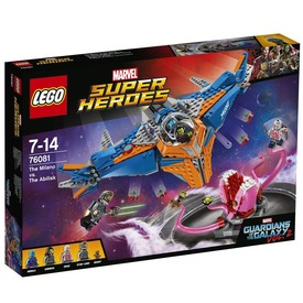 LEGO® Super Heroes Guardians of the Galaxy 76081