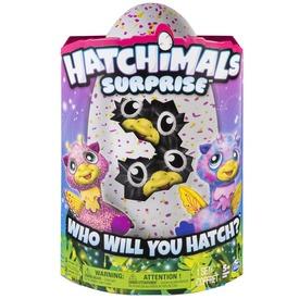 Hatchimals Giraven sárkány ikrek tojásban