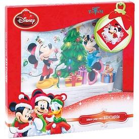 Mikiegér karácsonyi képeslap készítő készlet Itt egy ajánlat található, a bővebben gombra kattintva, további információkat talál a termékről.