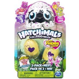 Hatchimals 2 darabos figura tojásban fészekkel