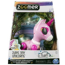 Zoomer Zupps interaktív mini unikornis - többféle