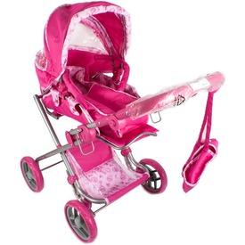 Mély táskás babakocsi /pink / Itt egy ajánlat található, a bővebben gombra kattintva, további információkat talál a termékről.