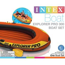 Intex 58358 Explorer csónak szett 244x117x36 cm