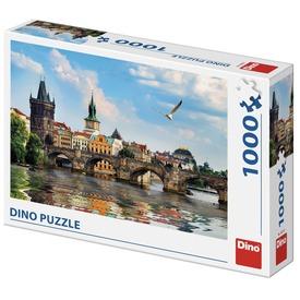 Puzzle 1000 db - Károly híd Prágában