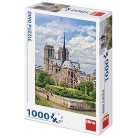 Puzzle 1000 db - Notre Dame