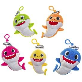 Baby Shark plüss pénztárca 5féle