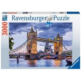 Puzzle 3000 db - London csodás város