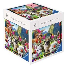 Puzzle 99 db - Láma