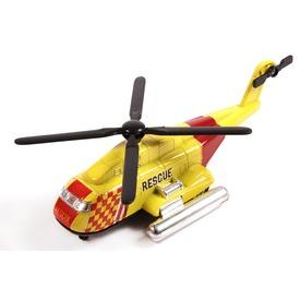 Dragon Fly fém helikopter - 16 cm, többféle