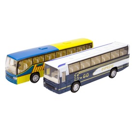 Távolsági busz - 18 cm, többféle Itt egy ajánlat található, a bővebben gombra kattintva, további információkat talál a termékről.