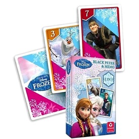 Jégvarázs Fekete Péter kártyajáték Itt egy ajánlat található, a bővebben gombra kattintva, további információkat talál a termékről.