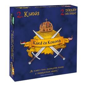 Kard és Korona társasjáték Itt egy ajánlat található, a bővebben gombra kattintva, további információkat talál a termékről.
