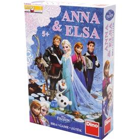 Jégvarázs Anna és Elsa társasjáték Itt egy ajánlat található, a bővebben gombra kattintva, további információkat talál a termékről.