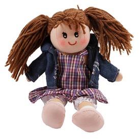 Rongybaba lány farmerkabátban - 26 cm Itt egy ajánlat található, a bővebben gombra kattintva, további információkat talál a termékről.