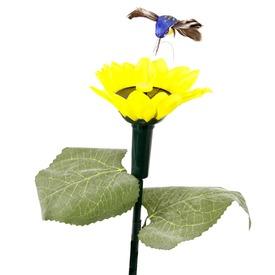 Napelemes kolibri virággal - többféle