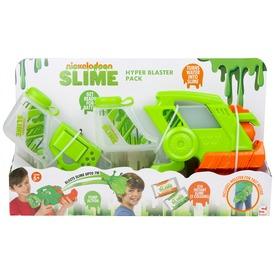 Nickelodeon slime kilövő készlet