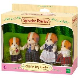 Sylvanian Families: Chiffon kutyus család