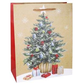 Papírtasak karácsonyfa 2632