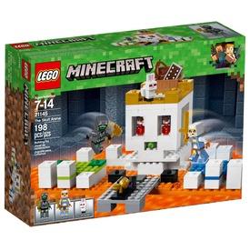 LEGO® Minecraft Koponya aréna 21145
