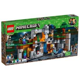 LEGO Minecraft 21147 Kalandok az alapköveknél