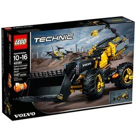 LEGO Technic 42081 Volvo kerekes rakodógép - ZEUX