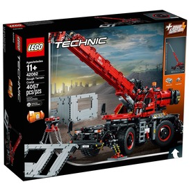 LEGO Technic 42082 Daru egyenetlen terepen