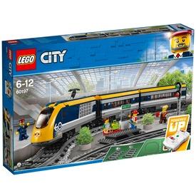 LEGO City Trains 60197 Személyszállító vonat
