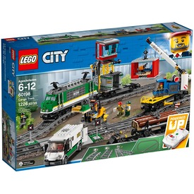 LEGO City Trains 60198 Tehervonat