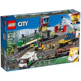 LEGO® City Tehervonat 60198