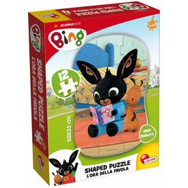 Bing első puzzle 12 darabos, Amici